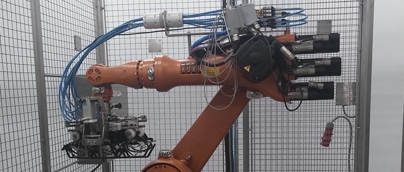Robotica – Handling