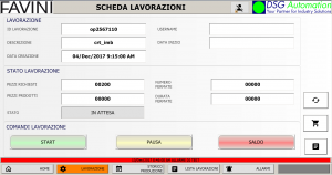 revamping system control favini