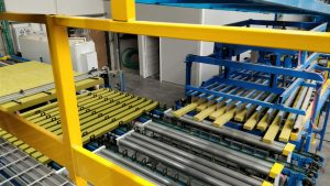 motion control nel settore pannelli isolanti