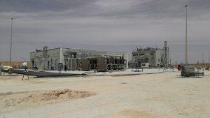 Gestione della distribuzione elettrica di un gasdotto